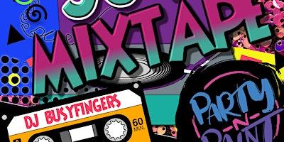 Party n Paint @BoxPark Croydon