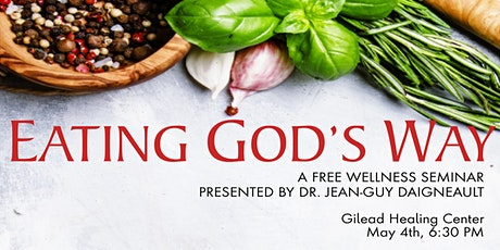 Eating God's Way tickets