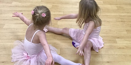 LITTLE MOVERS dance class Spring 2020 tickets