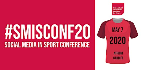 Social Media in Sport Conference 2020 tickets