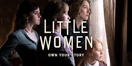 Cine al Aire Libre: LITTLE WOMEN (2019) - Lunes 30/3 tickets