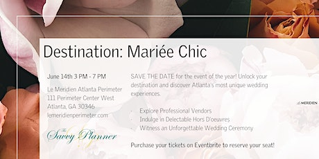 Destination: Mariée Chic tickets