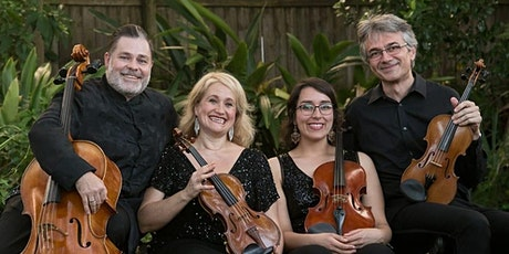 Fernwood Quartet CANCELLED tickets