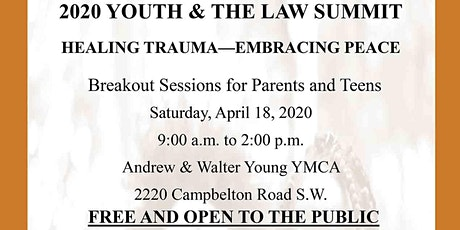 2020    YOUTH AND LAW SUMMIT tickets