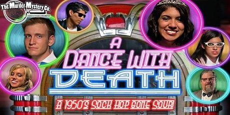 Murder Mystery Dinner - A Dance with Death tickets