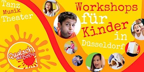 Quatsch mit Soße XS - Workshop für Kinder von 4-5 Jahre Tickets