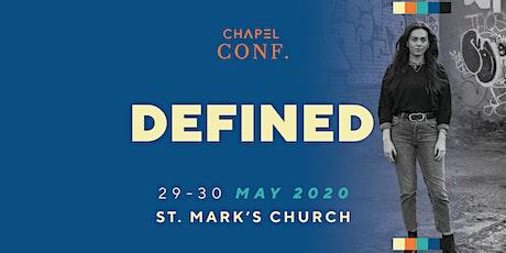 Chapel Conf. 2020 tickets