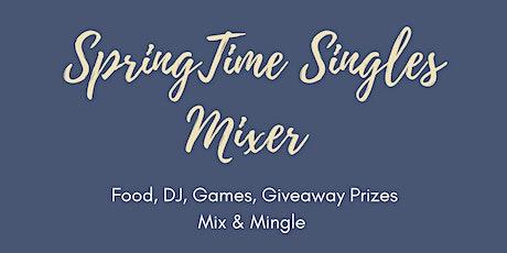 TFOLC SpringTime Singles Mixer tickets