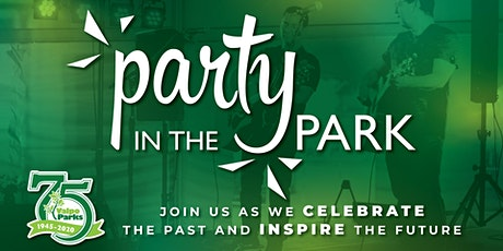 Party in the Park 2020 tickets