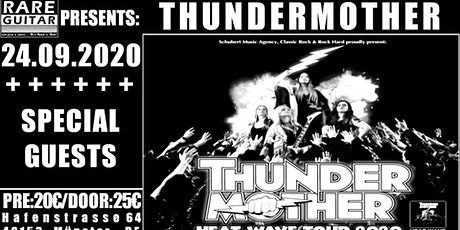 Thundermother + Special Guest Tickets