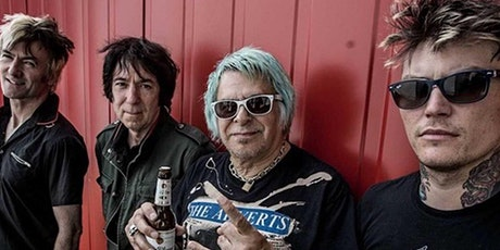 "UK Subs ""Play Brand New Age"" Lewes Con Club tickets"