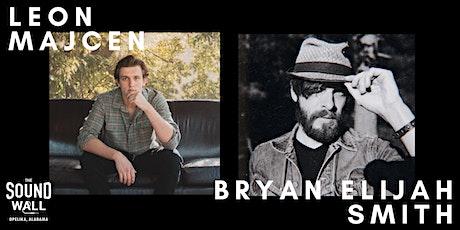 Leon Majcen & Bryan Elijah Smith   June 5, 2020 tickets