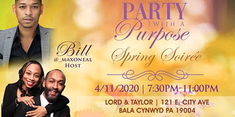 Party with a Purpose Spring Soiree tickets