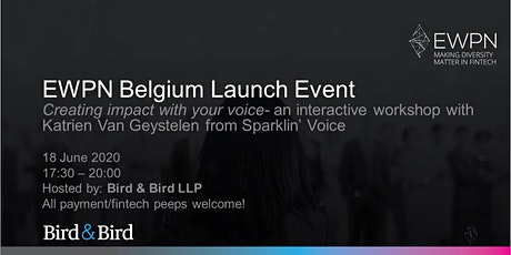 EWPN Belgium Launch Event tickets