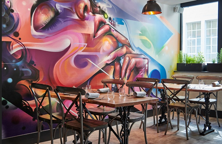 Guest Chefs Collaborations at Frog Hoxton- JAE image