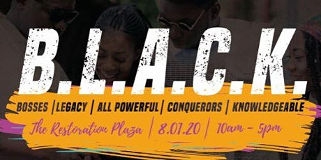 Buy Black, Support Black, Love Black tickets