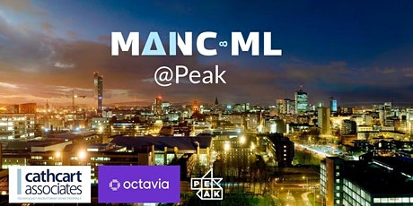 MancML @ Peak tickets