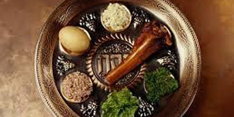 """Seder Dinner, """" A Night of Brick and Mortar"""". tickets"""