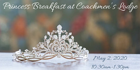 Princess Breakfast at The Coachmen's Lodge tickets