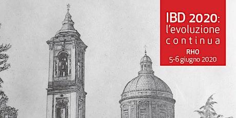 IBD 2020: l'evoluzione continua biglietti
