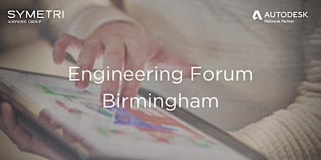 Symetri Engineering Forum Birmingham tickets