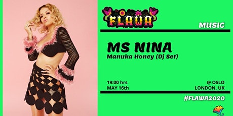Ms. Nina / Music / FLAWA tickets