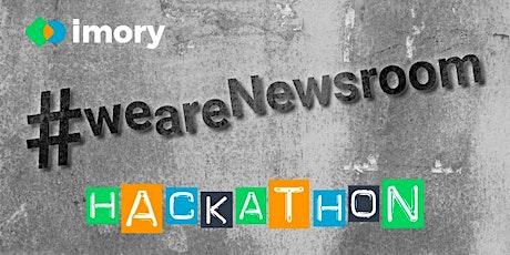 Newsroom-Hackathon Tickets