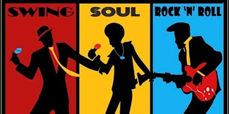 Alan Becks Swing, Soul and Rock n Roll Christmas Special tickets