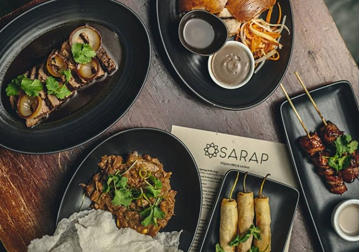 Guest Chefs Collaborations at Frog Hoxton - Sarap image