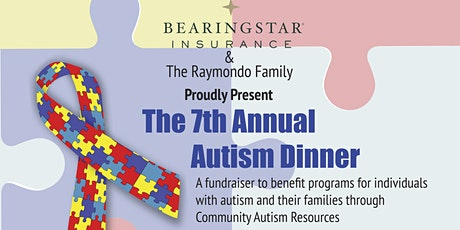 7th Annual Autism Dinner Fundraiser  tickets