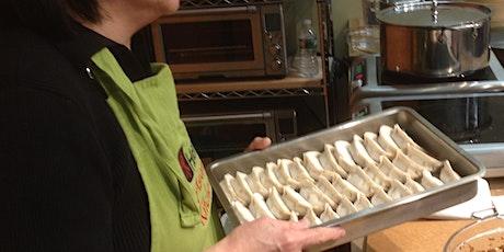 Helen Chen's Potsticker and Scallion Pancake Workshop (Partially Hands-On) tickets
