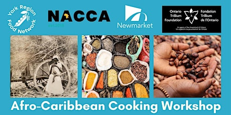 AFRO-CARIBBEAN COOKING WORKSHOP AND STORYTELLING tickets