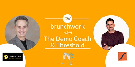 The Demo Coach & Threshold Ventures brunchwork tickets
