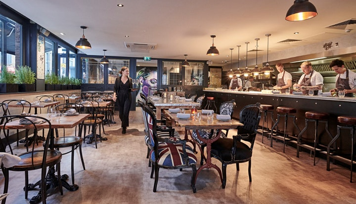 Guest Chefs Collaborations at Frog Hoxton - Low 'N' Slow image