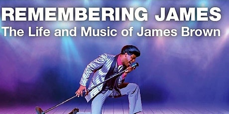 Remembering James- The Life and Music of James Brown comes to Abrons Arts Center (Playhouse Theater) tickets