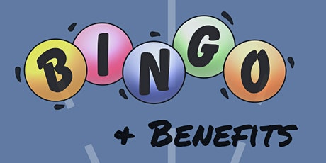 Bingo & Benefits tickets
