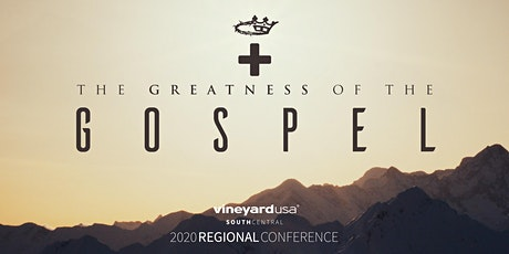 2020 Vineyard South Central Regional Conference tickets