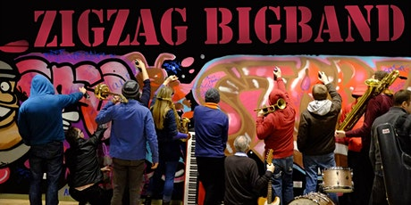 ZIG ZAG Big Band Saturday Afternoon Sessions tickets