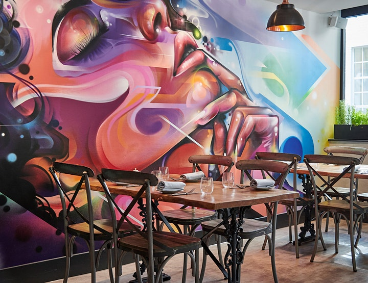 Guest Chefs Collaborations at Frog Hoxton - Yasmin Godfrey image
