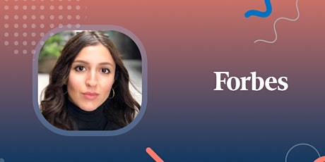 Podcast: From the Newsroom to Product by Forbes Product Director tickets