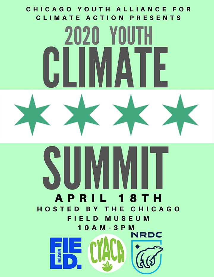 Chicago Youth Climate Summit image