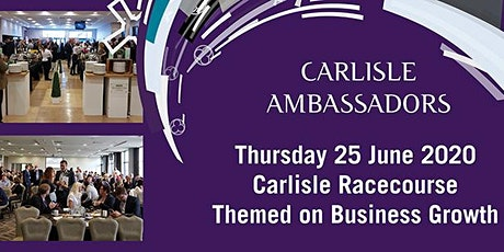 Carlisle Ambassadors' Meeting 1st October 2020 - Carlisle Racecourse tickets