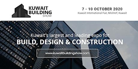 Kuwait Building Show tickets