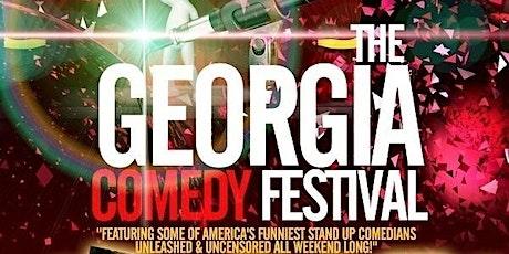 The Georgia Comedy Festival tickets