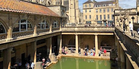 Day trip to Bath tickets