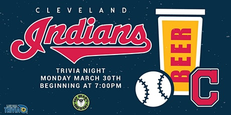 CANCELLED: Cleveland Indians Trivia Night at Fat Head's Brewery tickets
