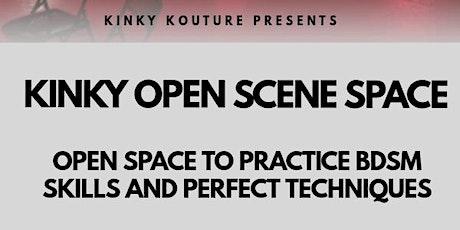 Kinky Open Scene Space tickets