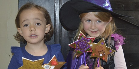 Halloween Wand Making Workshop tickets