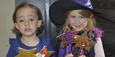 Halloween Wand Making Workshop tickets