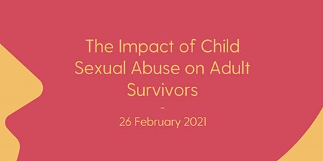 The Impact of Child Sexual Abuse on Adult Survivors tickets